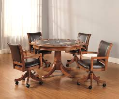 beautiful dining room chair casters pictures home design ideas