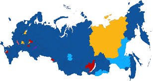Election 2016 Map by File 2016 Russian Legislative Election Constituency Map Svg