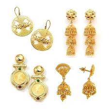gold earrings with price gold earrings buy in mumbai