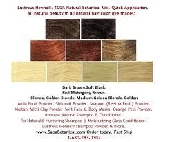 Golden Color Shades Hair Color Golden Highlights With Cassia Obovata Lustrous Henna