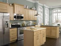 kitchen paint colors with maple cabinets kitchen color schemes
