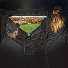go big with barronett blinds grounder 350 hunting blind in