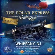 the polar express train ride u2013 tickets u2013 whippany train station