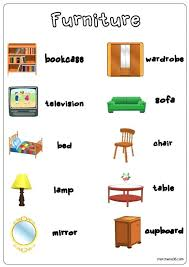 names of furniture names of furniture pieces names of office furniture furniture pieces