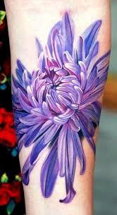 best 25 purple tattoos ideas on pinterest purple flower tattoos