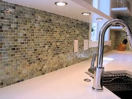 Mosaic Tile For Kitchen Backsplash Kitchen Exciting Kitchen Interior Green Gradation Mosaic Ceramic