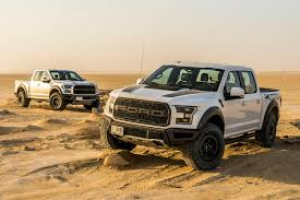 best truck in the world biser3a all new 2017 f 150 raptor charges into the middle east