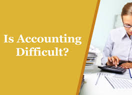 is accounting difficult vista college
