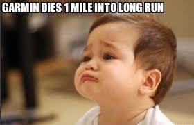 Running Baby Meme - running meme of the day runnersonthego com