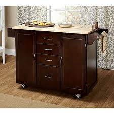 kitchen island rolling cart contemporary country style mobile kitchen island rolling cart