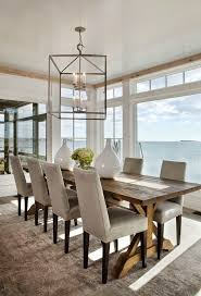 11 best dining images on pinterest beach beach dining room and dining room table and chairs farmhouse table in dining room the table dining chairs and lighting in this dining room are from lillian august
