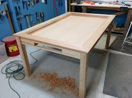 Gaming Desk Accessories by Rob U0027s Gaming Kitchen Table The Wood Whisperer
