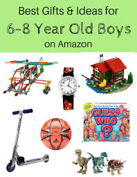 best gifts ideas for school age boys 6 8 years on