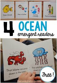 animals in the ocean sight word books set 25 emergent
