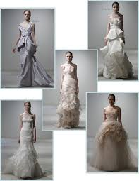 Vera Wang Wedding Dresses 2011 Vera Wang Spring 2011 Wedding Dresses An Exclusive Sneak Peek