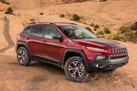 red jeep cherokee 2014 jeep cherokee first drive automobile magazine