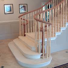 Curved Handrail Wooden Curved Handrails Buy In Dagenham On English