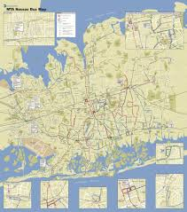 New York Mta Map Long Island Nassau Mta Bus Map Maplets