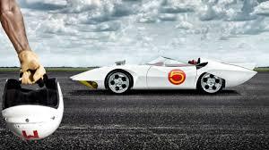 driving u0027s official street legal speed racer mach 5