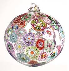 blown glass ornament blown glass ornaments glass balls