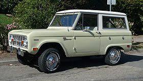 79 Ford Bronco Interior Ford Bronco Wikipedia