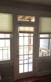 back door glass district woodshop new back door with custom stained glass transom