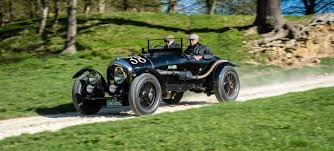 the motoring world goodwood bentley flying scotsman another win for william william medcalf