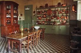 la cuisine d cuisines dans un chateau chateau de gizeux