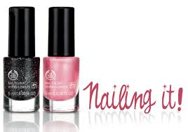 body shop to launch 3 free nail polish u0026 christmas trend products