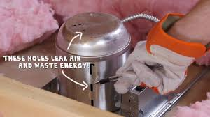 air sealing and insulation can air sealing recessed lights diy home improvement tips rule