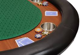 poker table speed cloth tournament poker table with folding legs in green speed cloth