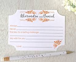 wedding wishes and advice cards wedding advice cards wedding wishes cards guestbook pinning