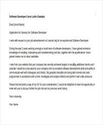 net developer cover letter