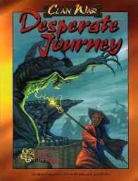 desperate journey l5r legend of the five rings wiki fandom