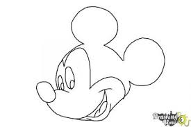 coloring pages breathtaking draw mickey coloring pages