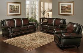 cherry brown leather sofa top grain leather sofa kitchen traditional with cherry glass mosaic
