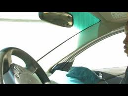 Interior Windshield Cleaning Tool Car Cleaning Tips How To Clean A Car Windshield Youtube