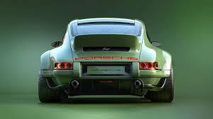 singer porsche singer u0027s new 500 hp absinthe porsche 911 is the ultimate air