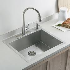 Selecting The Ideal Kitchen Sink At The Home Depot - Kitchen ss sinks