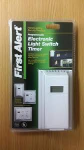 light switch timers for home security autochron programmable wall light switch timer 81254 loffel co