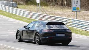 Porsche Panamera Coupe - porsche panamera shooting brake could look like this
