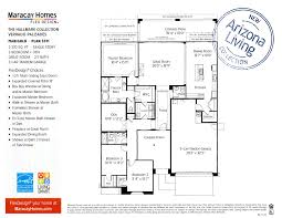 Dr Horton Cynthia Floor Plan by Horton Floor Plans Arizona