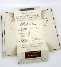 harry potter wedding invitations harry potter wedding invitations christmanista