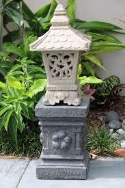 brand new balinese crafted garden lantern bali garden