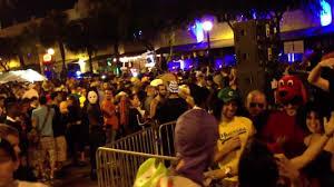 festa de halloween 4 in fort lauderdale las olas youtube