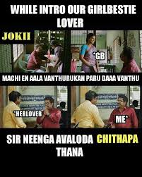 Best Comeback Memes - the 25 best tamil love memes ideas on pinterest tamil movie