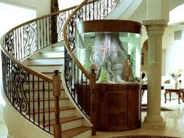 world u0027s best aquariums home decoration fish aquarium in stair