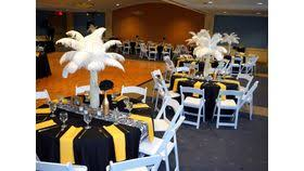 ostrich feather centerpiece ostrich feather centerpiece trumpet vase with pearl fillers