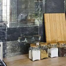 Antique Mirror Backsplash Backsplash Ideas For A Unique Kitchen - Mirrored backsplash