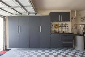 garage cabinets portland vancouver and salem tall cabinets powder coated granite